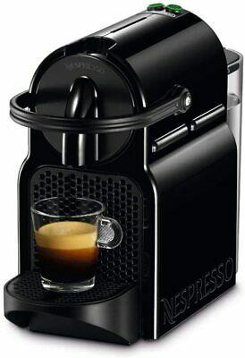 De'Longhi nespresso Inissia EN 80.B Pompe Compacte Design Noir