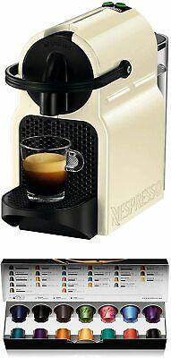 Machine à Café De'Longhi Inissia EN 80.CW 1260W avec Capsules - Beige