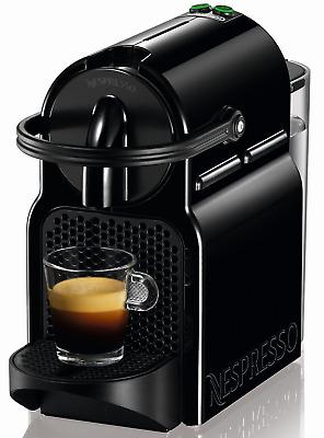 Machine à café DELONGHI capsules noir INISSIA NESPRESSO