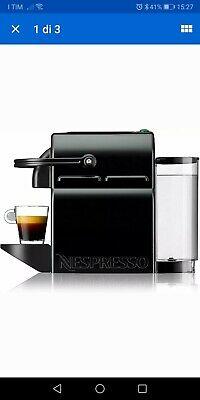 De Longhi Nespresso Inissia EN80B Machine à Café Capsule Noire EN80.B
