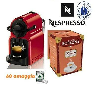 Machine Nespresso Inissia + 60 Cafés Offerts
