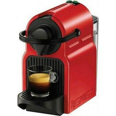 Machine à café Krups Inissia Rossa Nespresso XN1005 avec coupon de réduction de 30 €