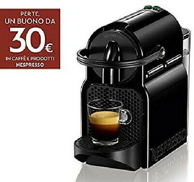 Nespresso Inissia EN80.B Machine à café expresso, 1260 W, 1 tasse, 14 Decib