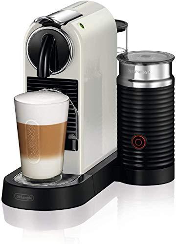 Delonghi, Citiz & Milk En 267.Wae, Machine à Café, Couleur Crème Binaco (Gris Clair)