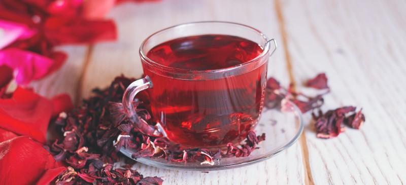 Thé à l'hibiscus - Dr Axe