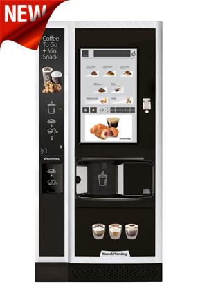 Distributeur de café tactile LEI700 Plus 2 tasses