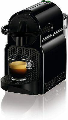 De'Longhi Nespresso Inissia 1260 W Capsule Machine Espresso Noir