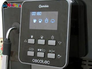 Écran LED à écran tactile Power Matic-ccino 6000