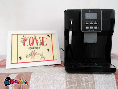 Machine à café Cecotec Cumbia Power Matic-ccino 6000