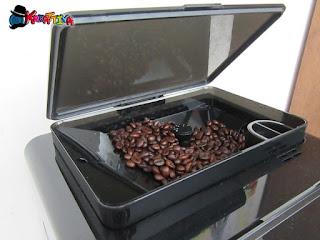 Moulin à café intégré Power Matic-ccino 6000