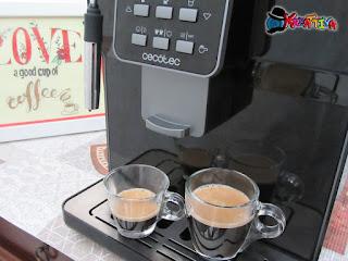 Café long et américain Power Matic-ccino 6000 de Cecotec
